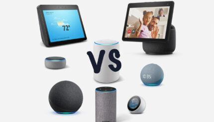 Amazon Vs Echo